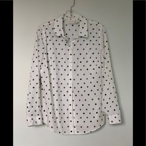 Chico's Button Down Shirt Size 1
